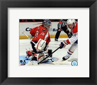 Framed Braden Holtby 2013-14 Action