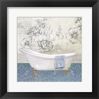 Framed Garden Bath II