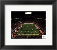 Framed Neyland Stadium Univserity of Tennessee Volunteers 2013