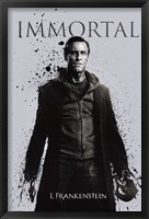 Framed I, Frankenstein - Immortal