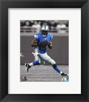 Framed Reggie Bush 2013 Spotlight Action