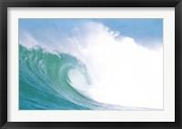 Framed Huge Waves in Ocean