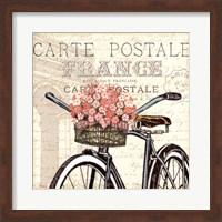 Framed Paris Ride II