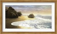 Framed Bodega Beach I