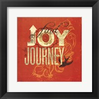 Framed Joy Journey