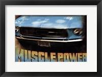 Framed Muscle Power