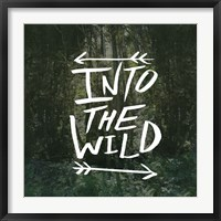 Framed Into the Wild