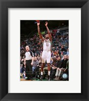 Framed Brandon Knight 2013-14 Action