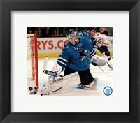 Framed Antti Niemi Hockey Goaltending