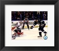 Framed T.J. Oshie 2013-14 Action