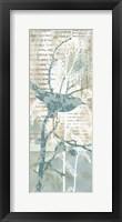 Winter Birds I Framed Print