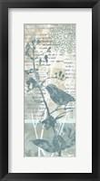 Winter Birds II Framed Print