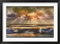 Framed Waves of Light