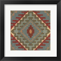 Framed Country Mood Tile VII