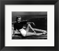 Framed Marilyn Monroe 1951