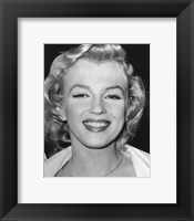 Framed Marilyn Monroe 1956