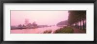 Framed Sunset Pumerend Netherlands