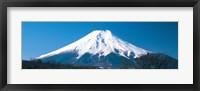 Framed Mt Fuji Yamanashi Japan