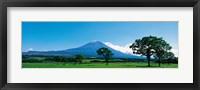 Framed Mt Fuji Shizuoka Japan