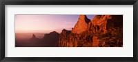 Framed Rock formations, Canyonlands National Park, Utah, USA
