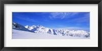 Framed Alps, Schonjoch, Tirol, Austria