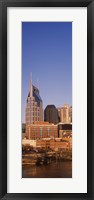Framed Buildings in a city, BellSouth Building, Nashville, Tennessee, USA