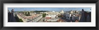 Framed High angle view of the city, Havana, Cuba