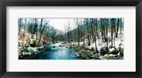 Framed Hudson Valley, New York State