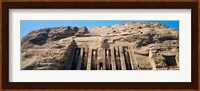 Framed Great Temple of Abu Simbel Egypt