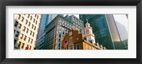 Framed Architecture Boston MA USA