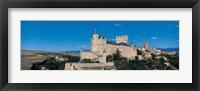 Framed Alcazar Segovia Spain