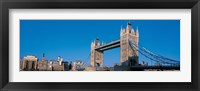 Framed Tower Bridge London England (Daytime)