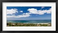 Framed Clouds over the sea, Tamarindo Beach, Guanacaste, Costa Rica
