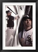 Framed Chicago White Sox® - P Konerko 14