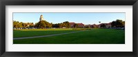 Framed Stanford University Campus, Palo Alto, California