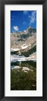 Framed US Glacier National Park, Montana