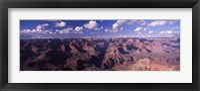 Framed Rock formations at Grand Canyon, Grand Canyon National Park, Arizona