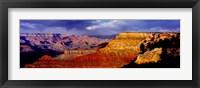 Framed Spectators at the Grand Canyon, Grand Canyon, Grand Canyon National Park, Arizona, USA