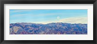 Framed Landscape, Death Valley, Death Valley National Park, California, USA