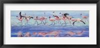 Framed Ngorongoro Dance