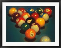 Framed Eight Ball II