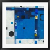 Framed Blueberry Hill II