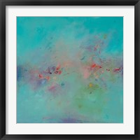 Framed Untitled Abstract No. 3