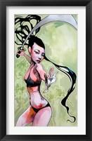 Framed Hera