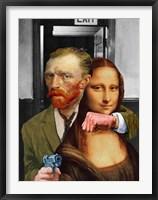 Framed Art Theft