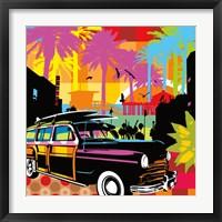 Framed California