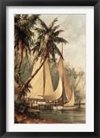 Framed Rum Cay