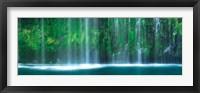 Framed Hidden Paradise