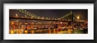 Framed Three Bridges