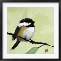 Framed Chickadee No. 143